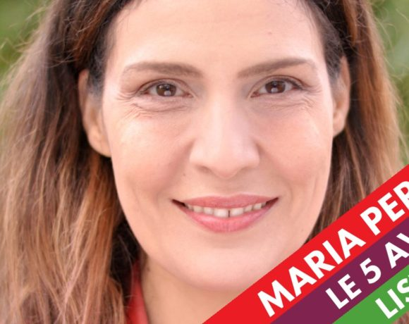 Maria Perez au second tour