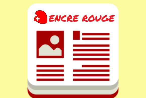 Encre Rouge, n°60