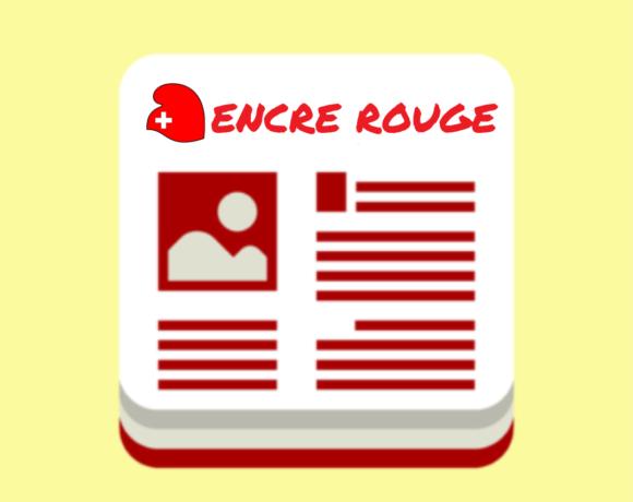 Encre Rouge, n° 59