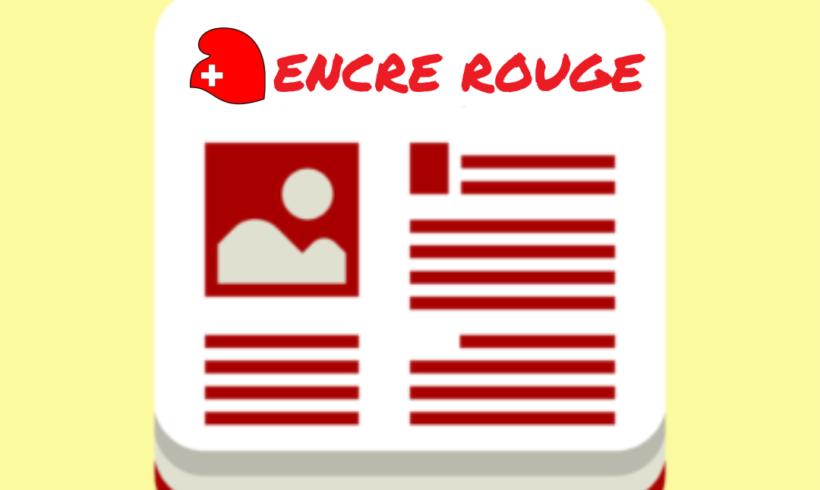 Encre Rouge, n°56