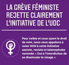 Interdiction de se dissimuler le visage – NON à une initiative démagogique !